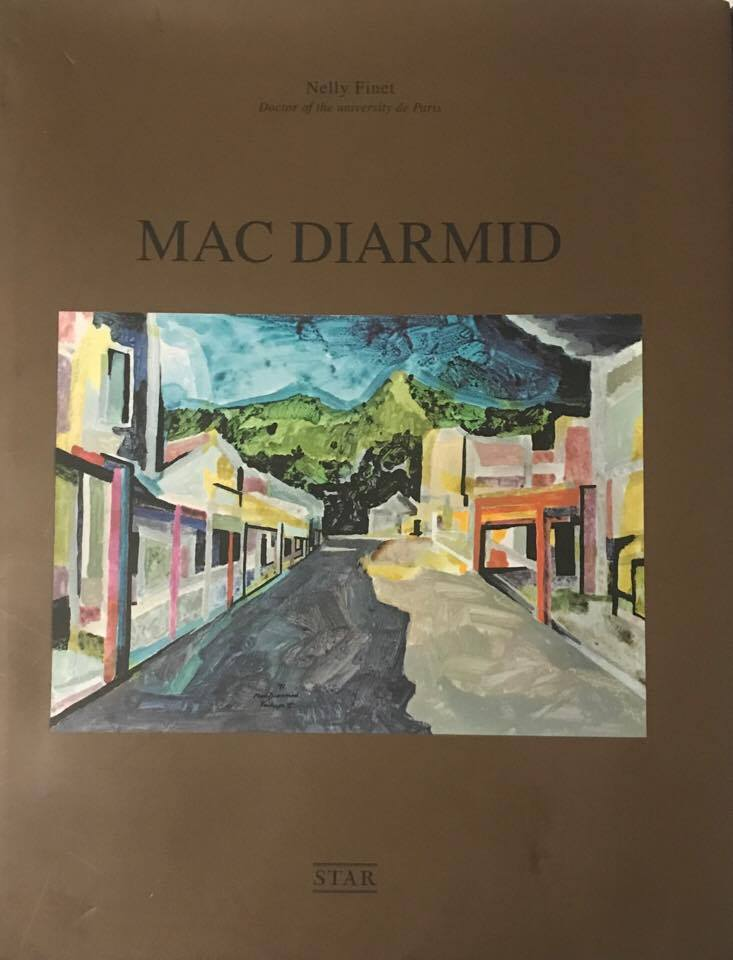 MacDiarmid by Dr Nelly Finet (2002). An art history book available from www.douglasmacdiarmid.com